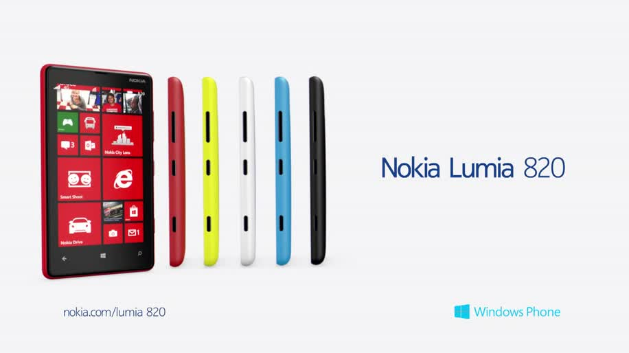 Smartphone, Nokia, Windows Phone 8, Lumia, Nokia Lumia 820