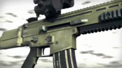 Sturmgewehr, Operation Flashpoint 2, FN SCAR