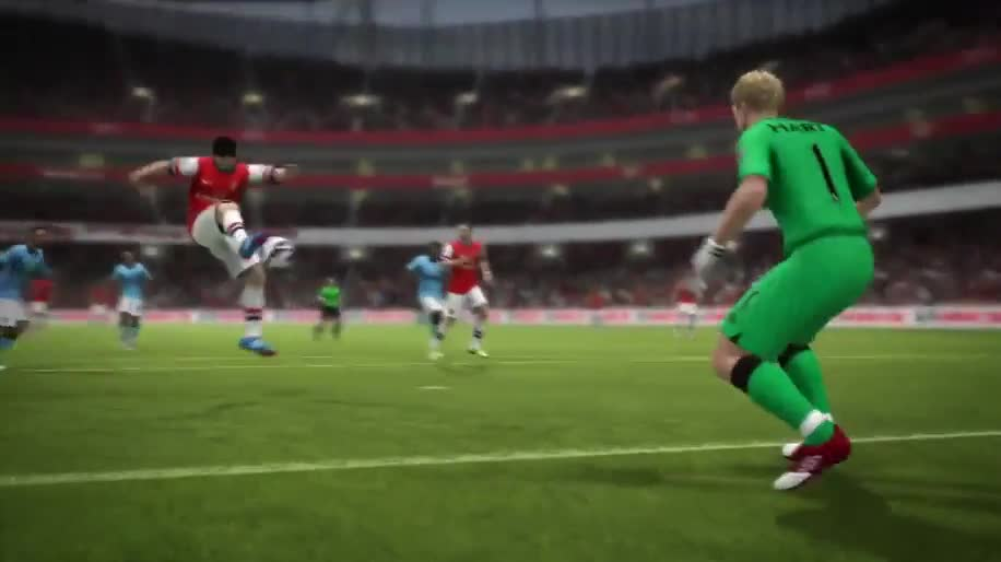 Trailer, Electronic Arts, Ea, Fu�ball, EA Sports, Demo, Fifa, FIFA 13