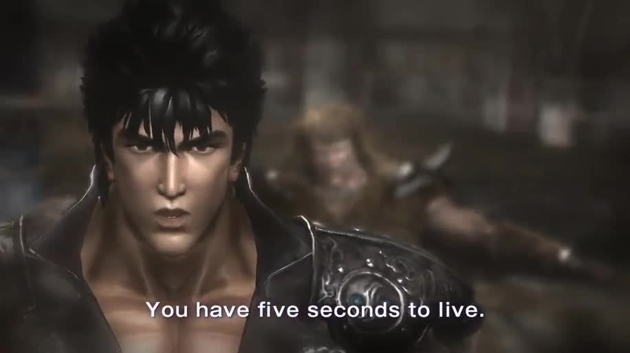 Trailer, TGS, Tecmo Koei, TGS 2012, Fist Of The North Star, Ken's Rage 2