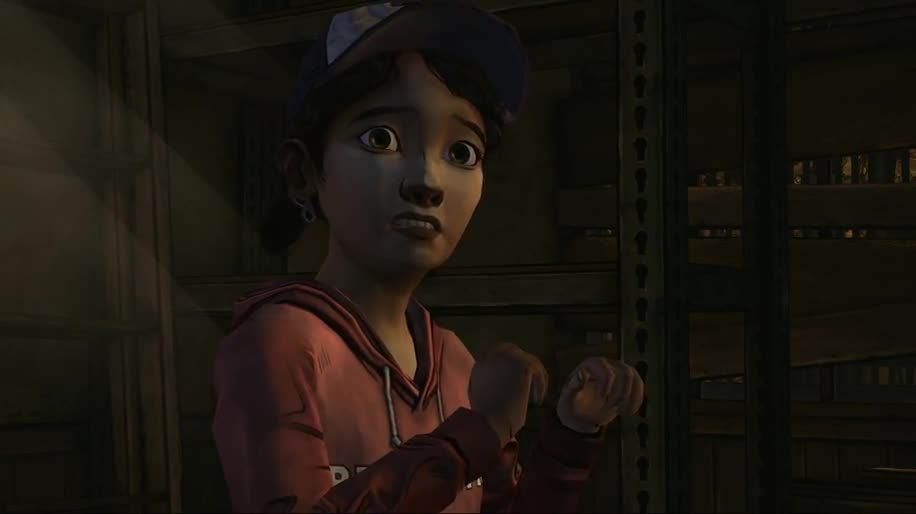 Trailer, Zombies, The Walking Dead, Telltale