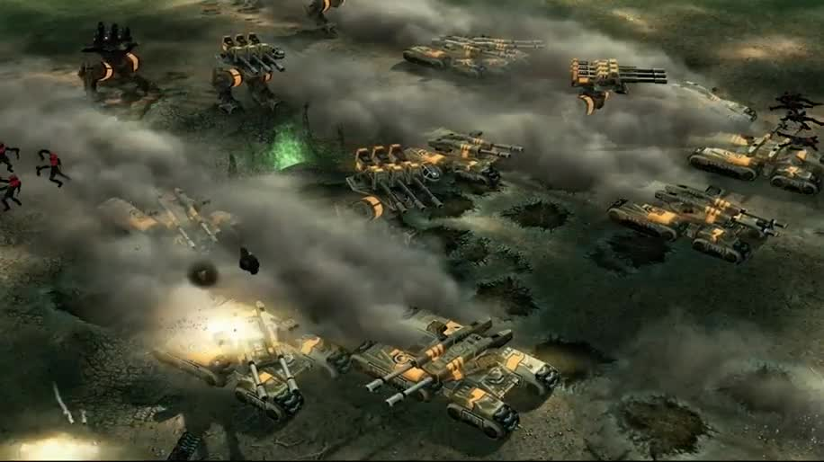 Trailer, Electronic Arts, Ea, Command & Conquer, C&C, The Ultimate Collection
