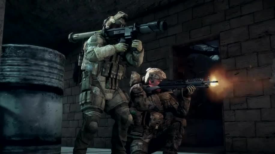 Trailer, Electronic Arts, Ea, Ego-Shooter, Multiplayer, Medal of Honor, medal of honor warfighter, warfighter, Betatest