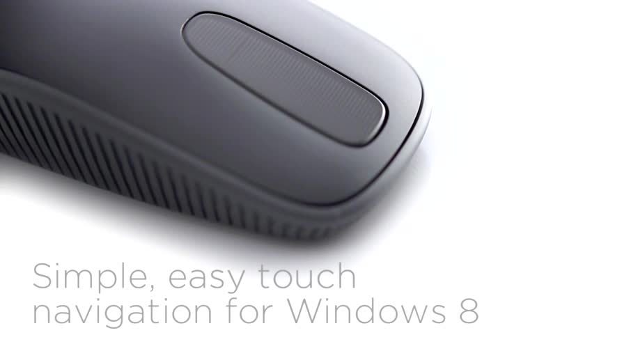 Windows 8, Maus, Logitech, T400