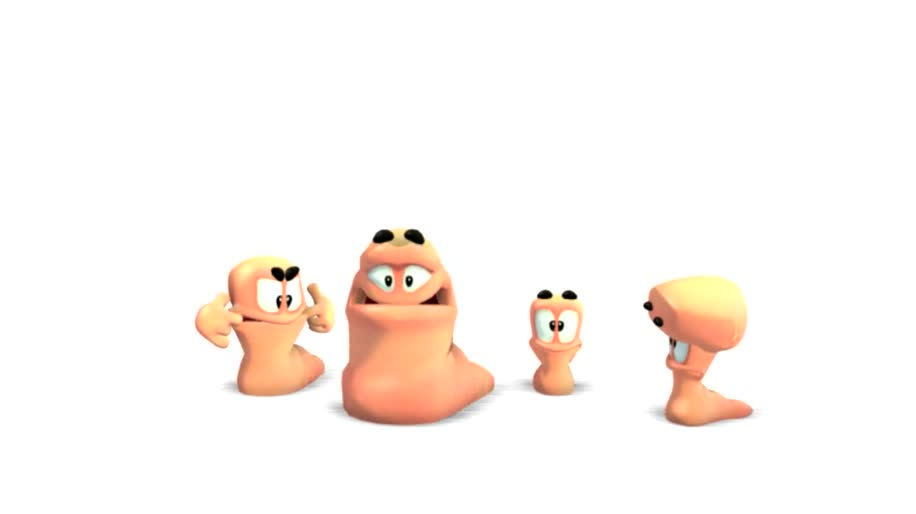 Team 17, Worms, Worms Revolution