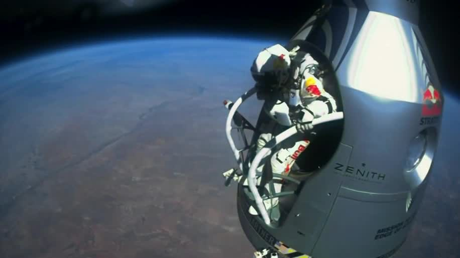 Rekord, Red Bull, Stratos