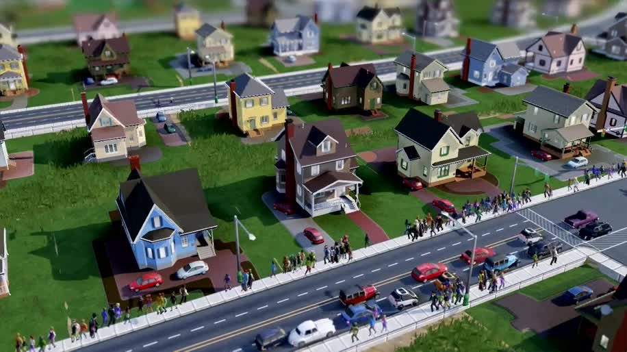 Trailer, Electronic Arts, Ea, Simcity