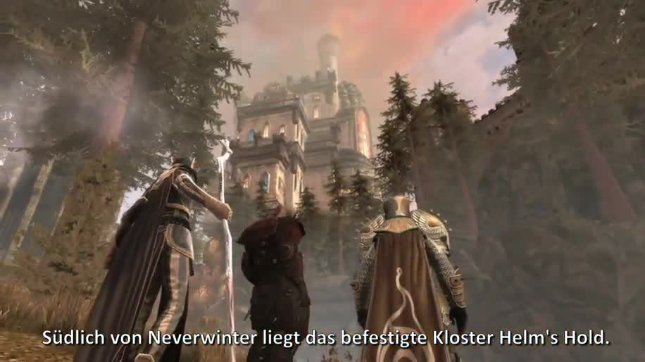 Trailer, Online-Spiele, Free-to-Play, Mmo, Mmorpg, Online-Rollenspiel, Neverwinter