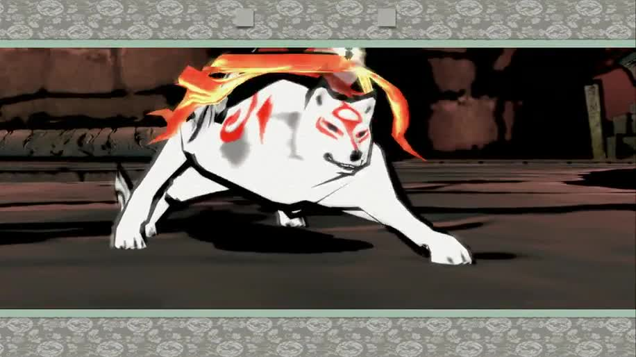 Trailer, PlayStation 3, Capcom, Playstation Network, Okami, Okami HD