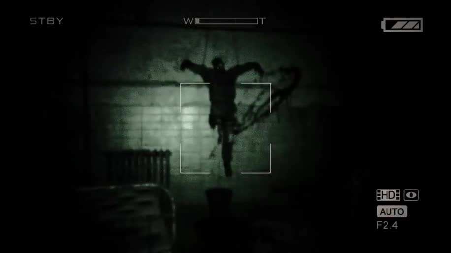 Trailer, Adventure, Outlast, Red Barrels