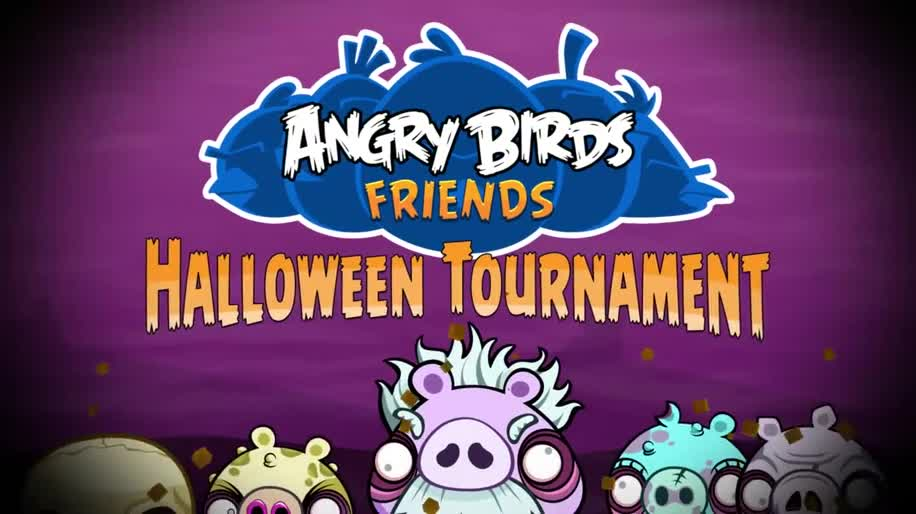 Trailer, Facebook, Angry Birds, Rovio, Angry Birds Friends