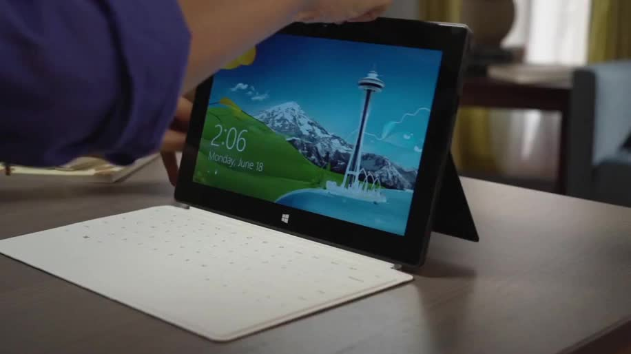Microsoft, Tablet, Windows 8, Surface, Microsoft Surface, Surface RT, Tastatur