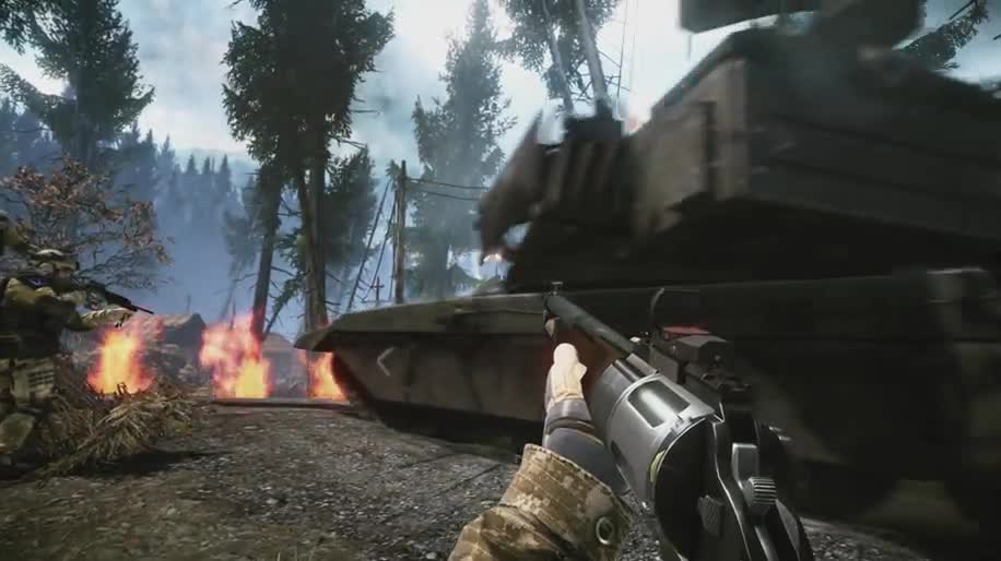 Trailer, Multiplayer, Free-to-Play, Crytek, Online-Shooter, Cryengine 3, Warface