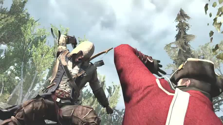 Werbespot, Ubisoft, Assassin's Creed, Assassin's Creed 3