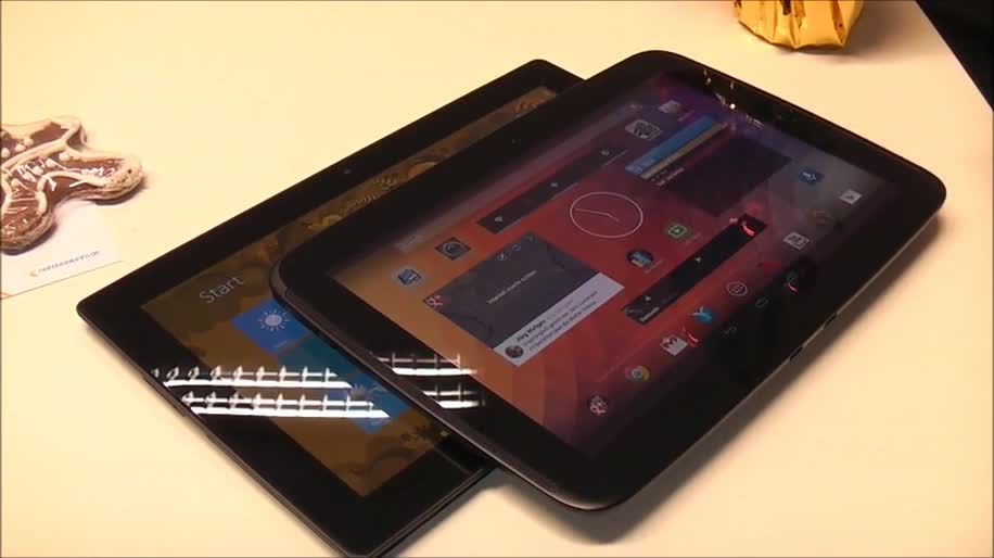 Microsoft, Google, Tablet, Windows 8, Samsung, Surface, Windows RT, Microsoft Surface, Jelly Bean, Nexus, Surface RT, Android 4.2, Vergleich, Nexus 10, Google Nexus 10, Samsung Nexus 10