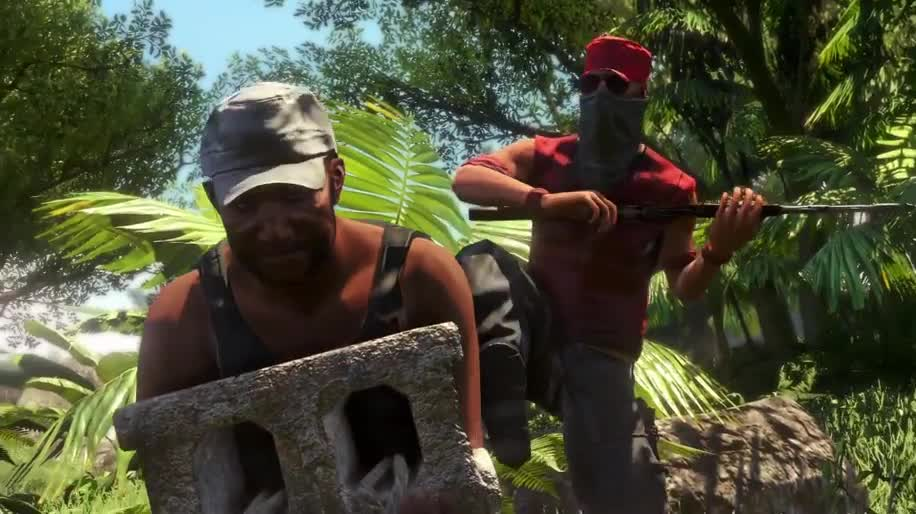 Trailer, Ego-Shooter, Ubisoft, Far Cry 3, Far Cry