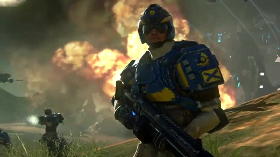 Trailer, Ego-Shooter, Free-to-Play, Online-Shooter, Sony Online Entertainment, SOE, Planetside 2, PlanetSide