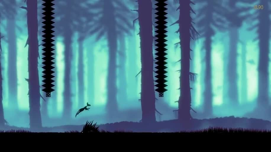 Trailer, Jump & Run, Flying Turtle Software, A Walk in the Dark