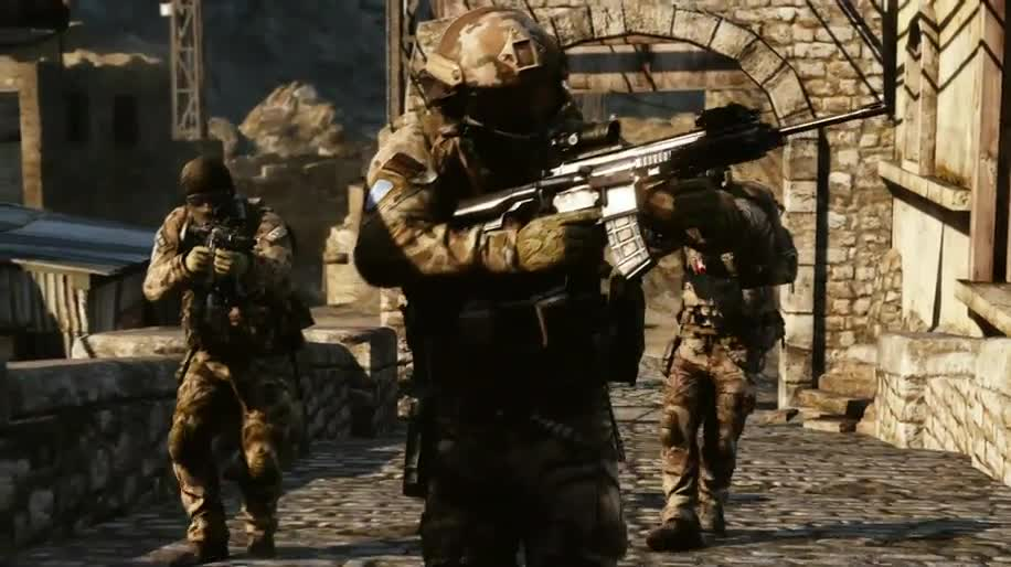 Trailer, Electronic Arts, Ea, Ego-Shooter, Dlc, Medal of Honor, medal of honor warfighter, warfighter, The Hunt