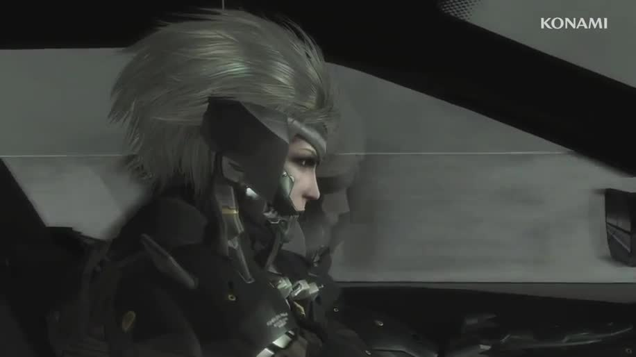 Gameplay, Konami, Metal Gear Solid, Metal Gear Rising: Revengeance