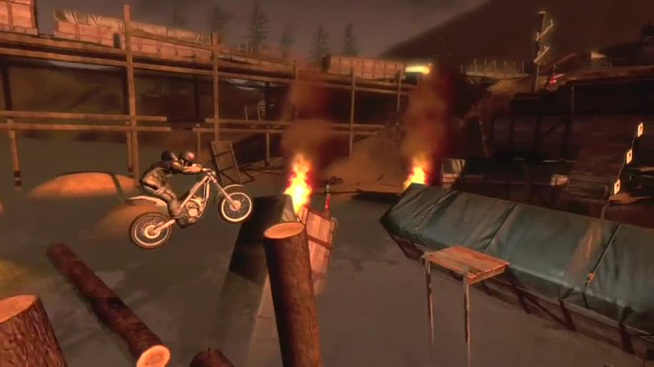 Trailer, Ubisoft, Rennspiel, Trials Evolution