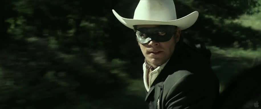 Trailer, Kinofilm, Super Bowl, Disney, Super Bowl 2013, The Lone Ranger, Johnny Depp, Armie Hammer