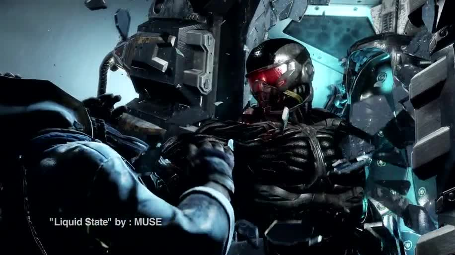 Trailer, Electronic Arts, Ea, Ego-Shooter, Crytek, Crysis, Crysis 3, Cryengine 3