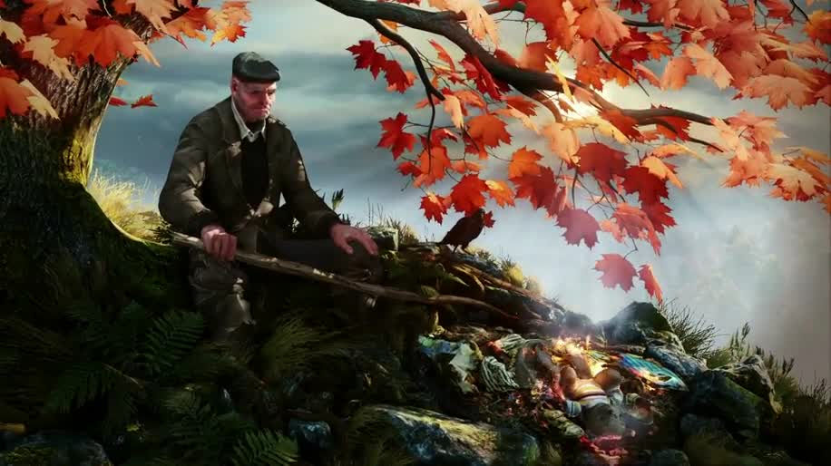 Teaser, Adventure, The Vanishing of Ethan Carter, The Astronauts