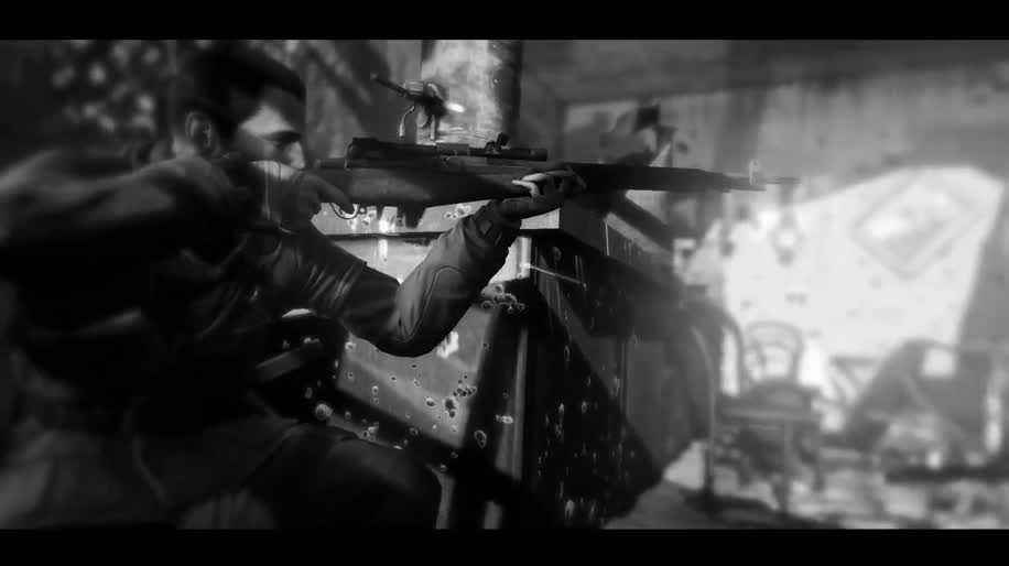 Trailer, Ego-Shooter, Dlc, Rebellion, Sniper Elite, Sniper Elite V2