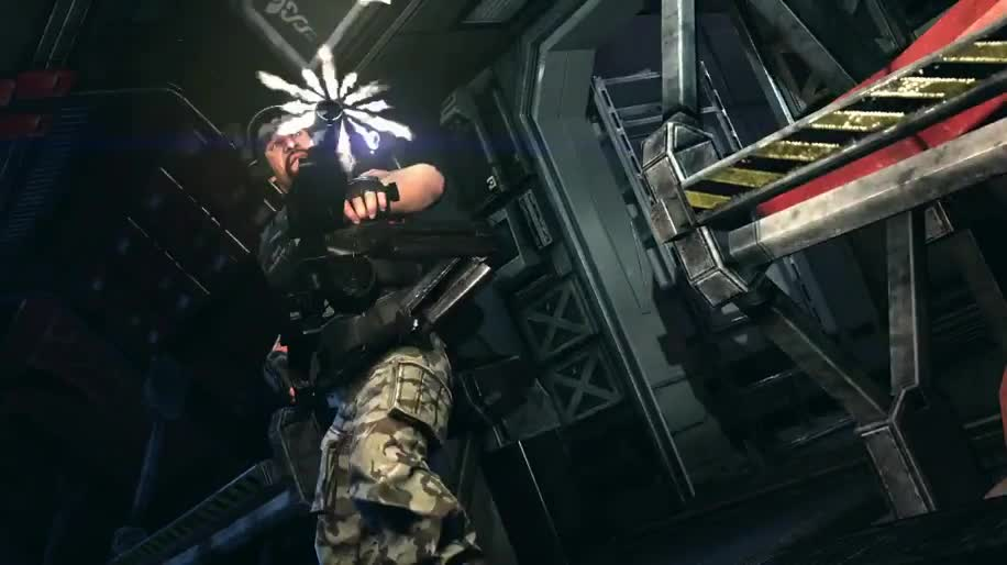 Trailer, SEGA, Gearbox, Aliens, Colonial Marines