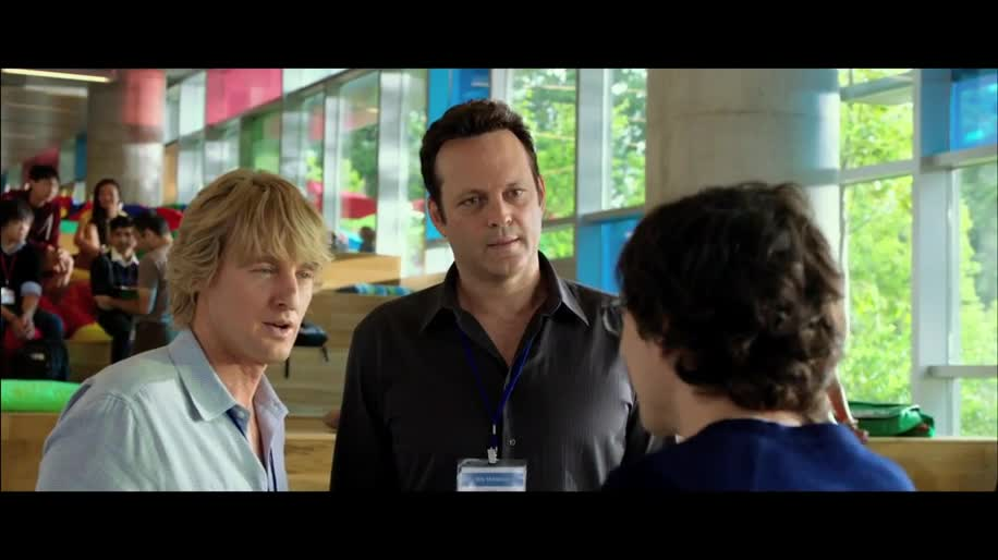 Trailer, Google, Kino, Kinofilm, The Internship, Generation Praktikum