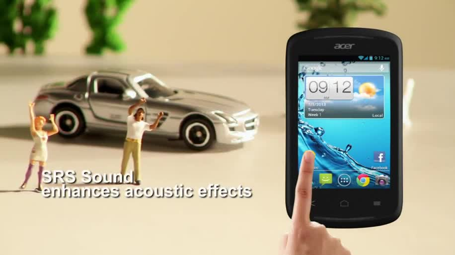 Smartphone, Acer, Android 4.1, Acer Liquid Z2