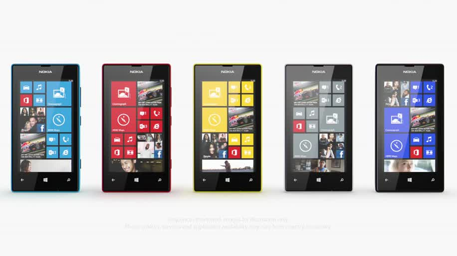 Smartphone, Windows Phone, Nokia, Windows Phone 8, Lumia, Mwc, Mwc 2013, Nokia Lumia 520, Lumia 520