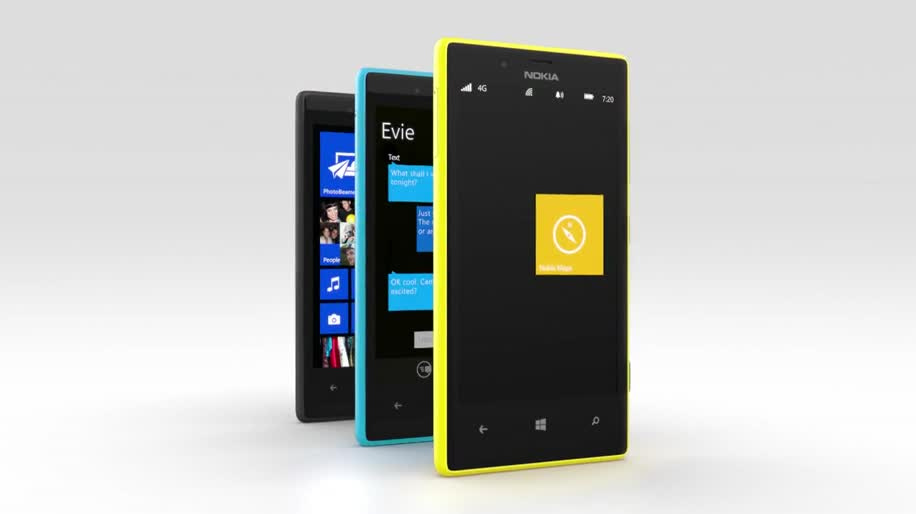 Smartphone, Windows Phone, Nokia, Windows Phone 8, Lumia, Mwc, Mwc 2013, Nokia Lumia 720, Lumia 720