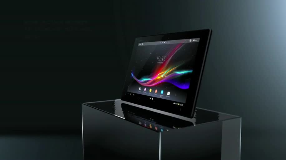 Android, Tablet, Sony, Mwc, Xperia, Mwc 2013, Xperia Tablet Z