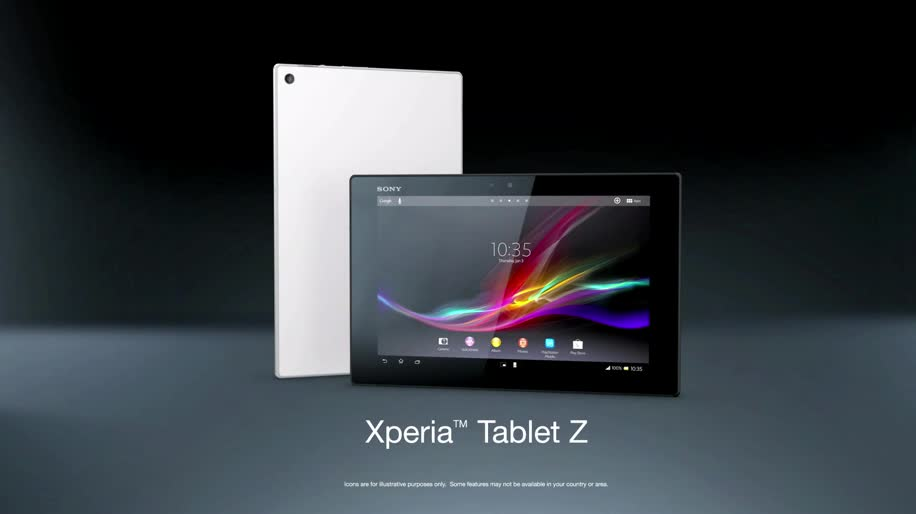Android, Tablet, Sony, Xperia, Xperia Tablet Z