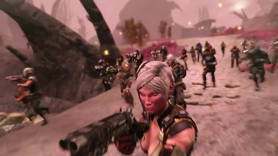 Trailer, Ego-Shooter, Mmo, Online-Shooter, Trion Worlds, Defiance
