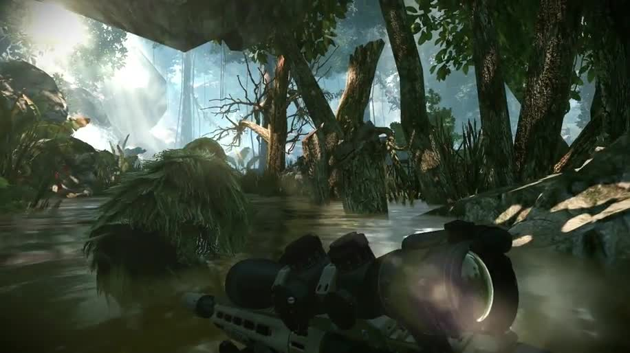 Trailer, Ego-Shooter, City Interactive, Sniper, Ghost Warrior, Ghost Warrior 2