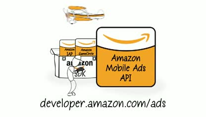Android, Amazon, Werbung, Api, Schnittstelle, Ads, Programmierschnittstelle, Amazon Mobile Ads API