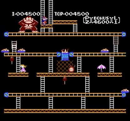 Gameplay, Nintendo, Hack, Donkey Kong