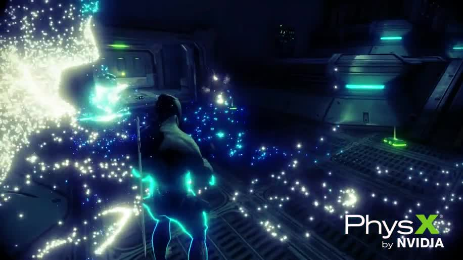 Ego-Shooter, Nvidia, Free-to-Play, Online-Shooter, PhysX, Warframe