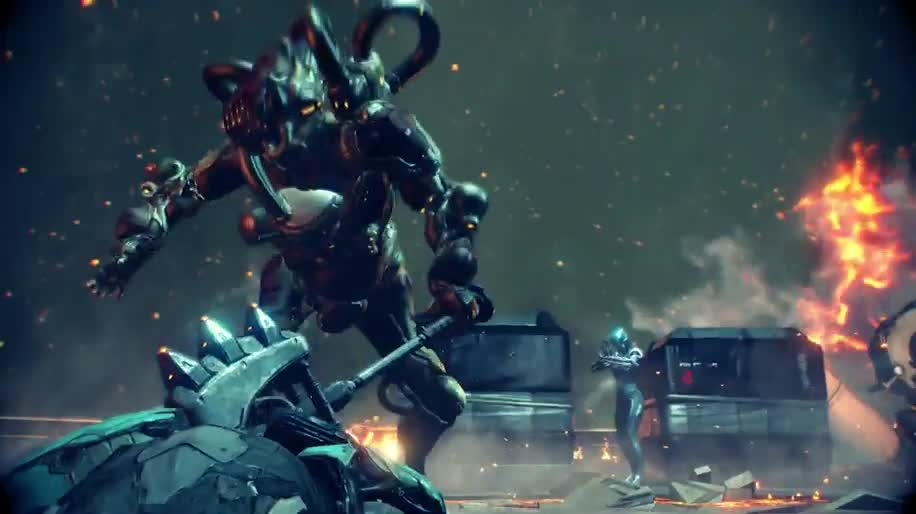Trailer, Online-Spiele, Free-to-Play, Online-Shooter, Warframe, Digital Extremes