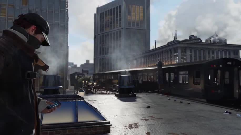 Trailer, Gameplay, Ubisoft, actionspiel, Watch Dogs