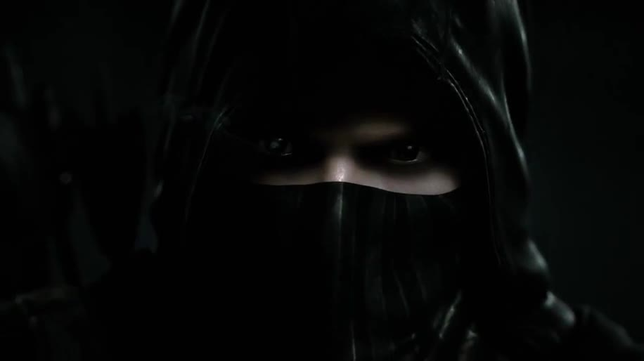 Trailer, Square Enix, Thief, Eidos, Out of the Shadows