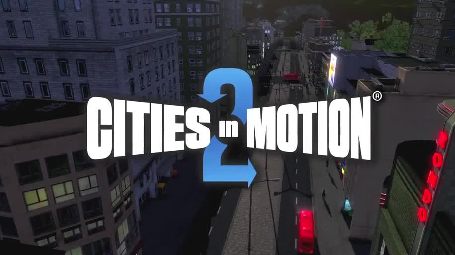 Trailer, Paradox Interactive, Cities in Motion, Koch Media, Cities in Motion 2