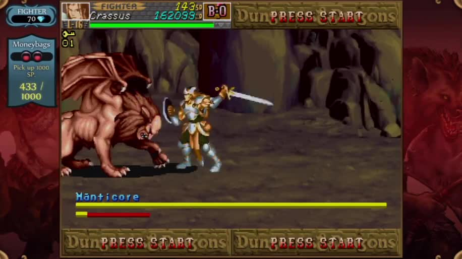Capcom, Dungeons & Dragons, Chronicles of Mystara
