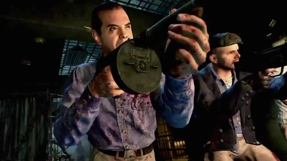 Trailer, Ego-Shooter, Call of Duty, Dlc, Activision, Black Ops, Zombies, Treyarch, Call of Duty: Black Ops, Call of Duty: Black Ops 2, Call of Duty Black Ops, Black Ops 2, Mob of the Dead