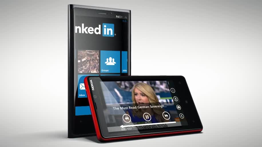 Smartphone, Windows Phone, Nokia, Windows Phone 8, Werbespot, Lumia, Nokia Lumia, WP8
