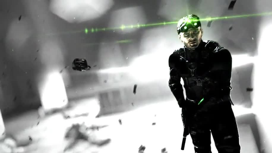 Trailer, Ubisoft, actionspiel, Splinter Cell, Sam Fisher, Splinter Cell: Blacklist, Blacklist