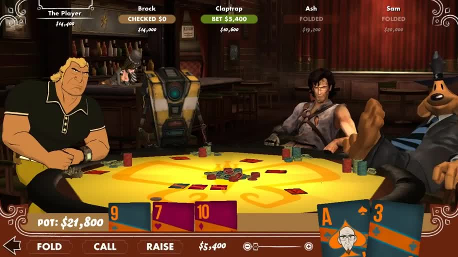 Telltale, Poker, Poker Night 2